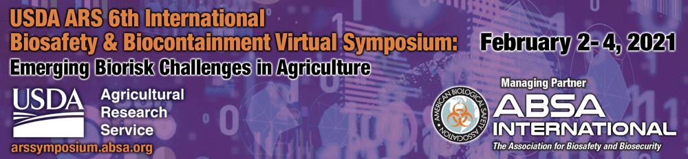 USDA/ARS Virtual Symposium