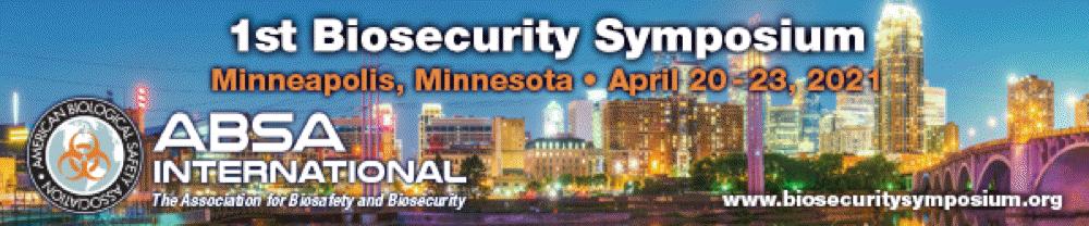 1st Biosecurity Symposium